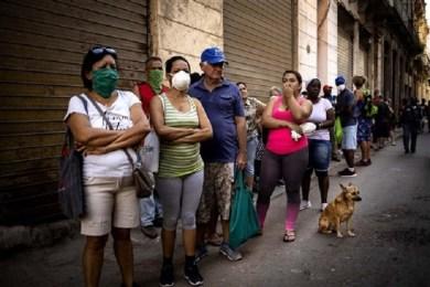 Cuba, Coronavirus, COVID-19 nasobuco