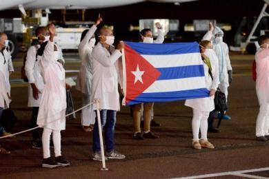 À Cuba, un 1er-Mai pour les médecins
