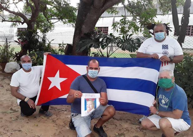 Cuba Laura pollán damas de blanco opositores MONR Silva