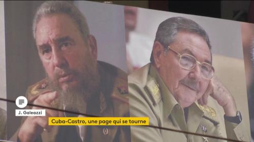Cuba : l'ère Castro prend fin