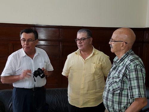 Visita paraguay-Upec