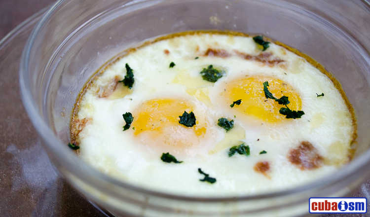 cuba recipes .org - Havana Style Eggs