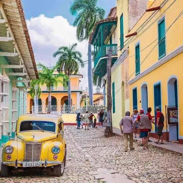 Trinidad City Tour