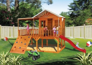 The Best Cubby House Plans Cubby House Blog