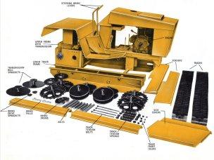 Struck Corp Mini Dozer Plans