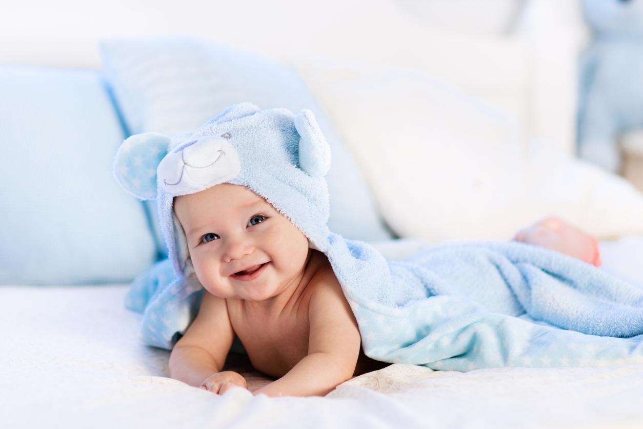 baby geschenk junge personalisiert