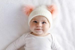 Personalisierte Baby-Bio Textilien