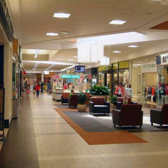 Apple Blossom Mall Interior Renovation in Winchester VA
