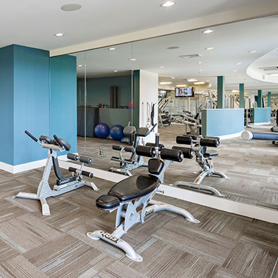 atMark Fitness Center in Cambridge MA