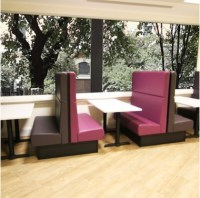 Workspace Booths - Booth Seating - Banquette Seating