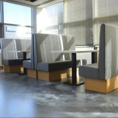 Bench Seating For Kitchen Fruit Themed Decor Collection Office Booths - Booth Banquette