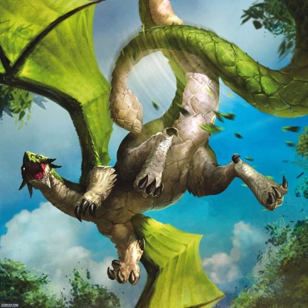 Battle of Giants Dragons Bronze Edition