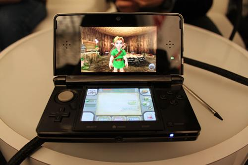 News Up Close With Zelda Ocarina Of Time 3DS Page 1 Cubed3