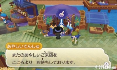 Fantasy Life Nintendo 3DS Screens and Art Gallery - Cubed3