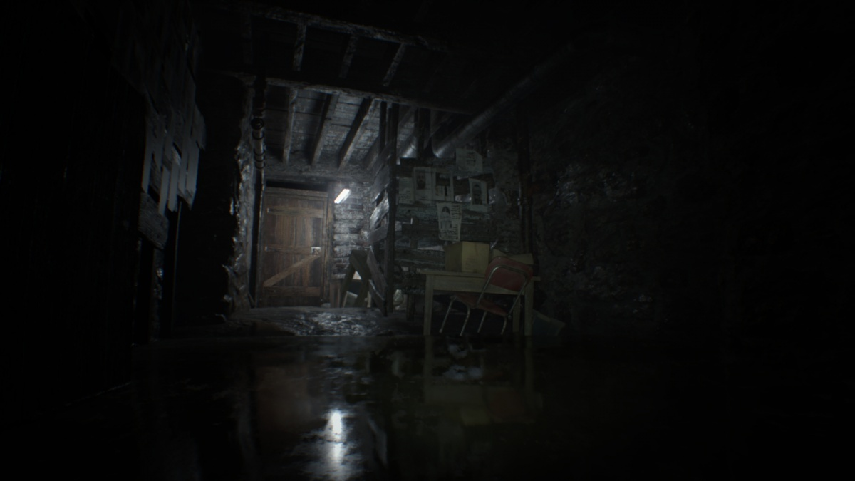 Resident Evil 7 Biohazard PC Screens And Art Gallery Cubed3