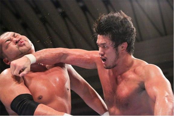 G1 Climax Shibata Goto
