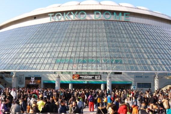 Tokyo Dome Before Tokyo Dome Show 2015 (WrestleKingdom 9)