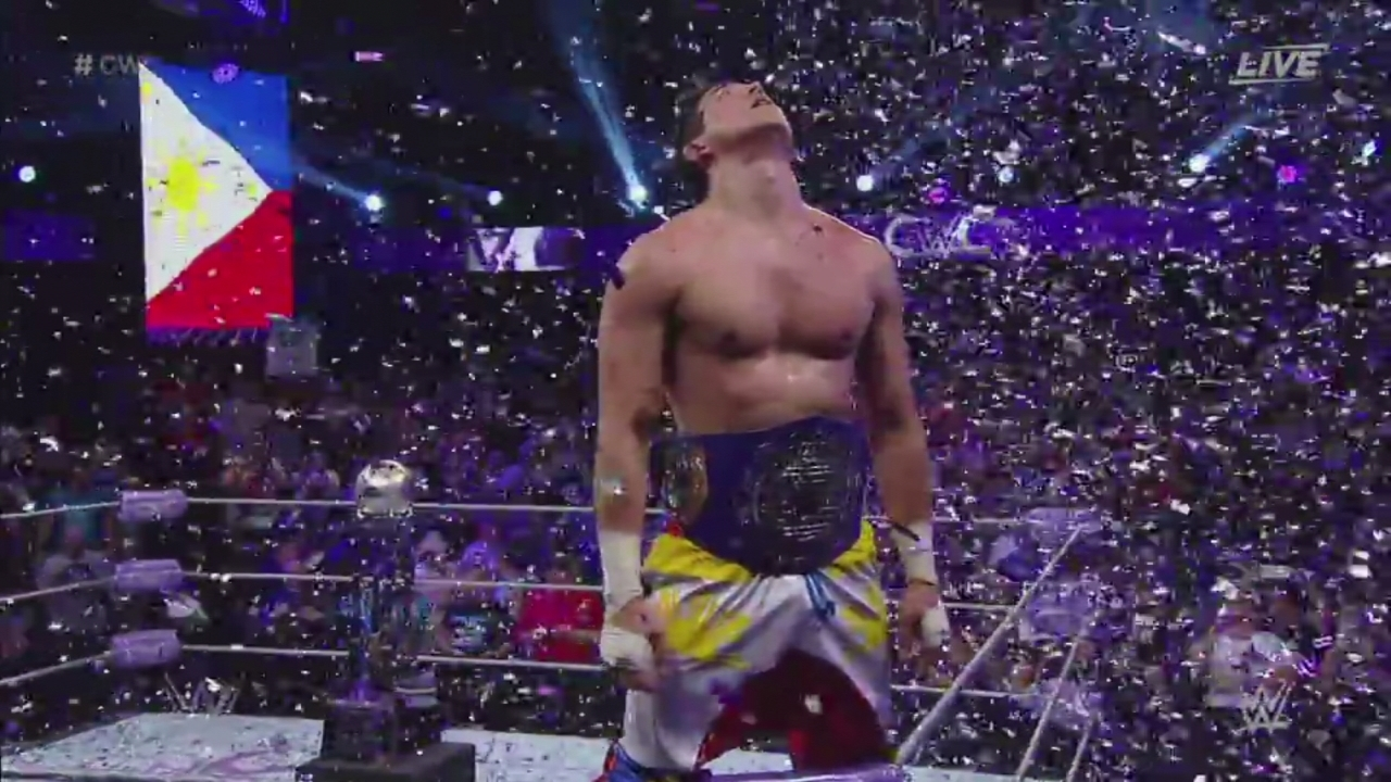 WWE Cruiserweight Classic Final Quick Review – Great Show