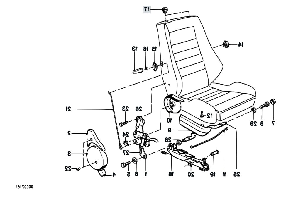 Recaro Seat Parts for sale in Canada