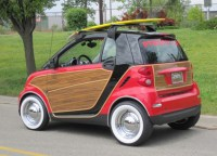 Is there a Roof Rack for Smart Car