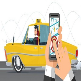 cab booking application