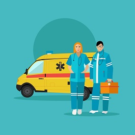 medical transport app