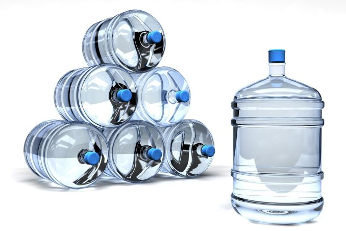 Bottled Water Delivery Business