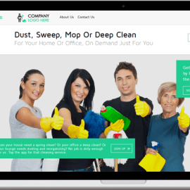 home cleaning on demand