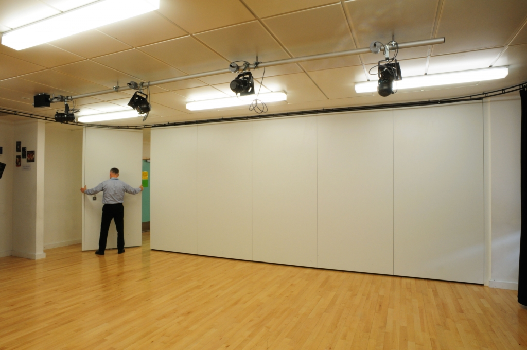 Sliding Office Partition Walls Supplier Northamptonshire UK  Office Refurbishment  Mezzanine