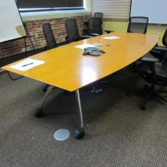 Office Tables And Chairs Images Revolving Chair Rate Used Furniture For Sale By Cubicles Com 5 9ft Conf