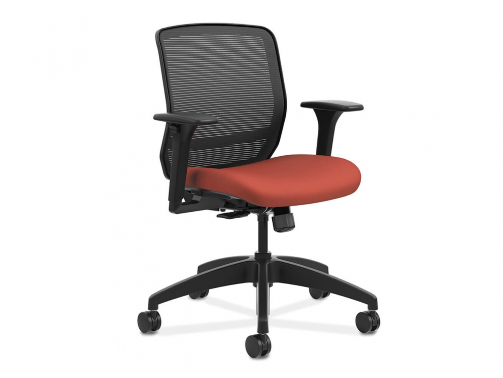 hon desk chairs best beach quotient red office