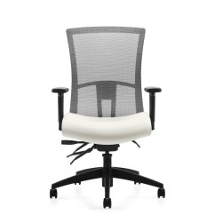 Office Chair High Back Dining Room Fabric Chairs Kosmos Mesh Big And Tall