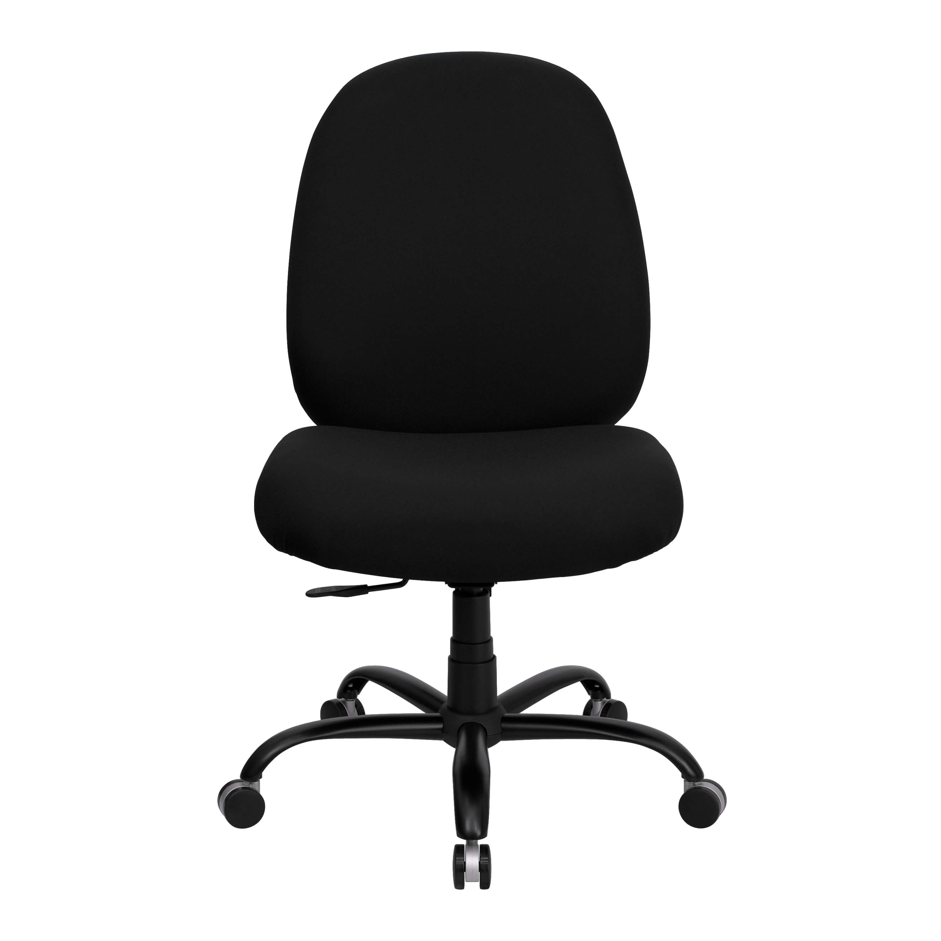 big and tall office chairs boone high chair litmos front view