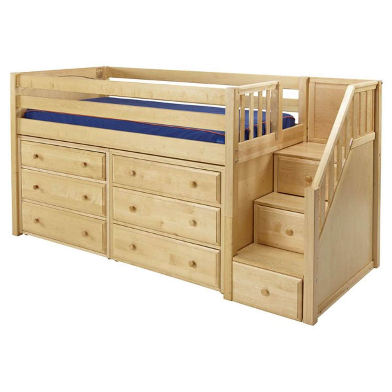 Rupert Bunk Beds With Storage