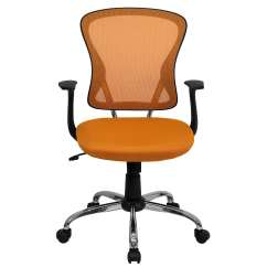 Colorful Desk Chairs Eames Chair Stool Flare Mesh Office Cub H 8369f Org Gg Fla