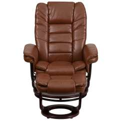 Modern Leather Recliner Swivel Chair Safety 1st Winnie The Pooh High Recall Touch Contemporary