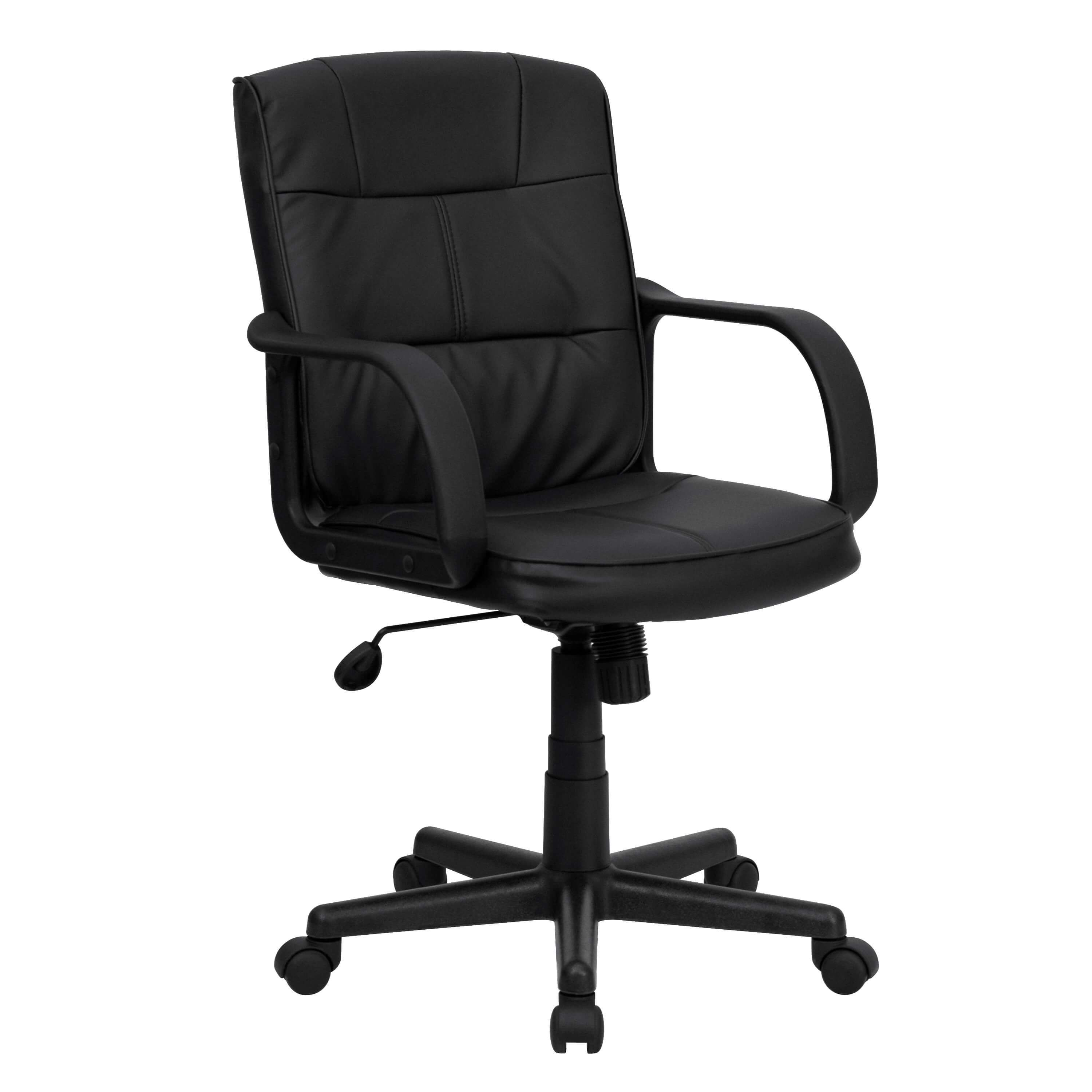 fun desk chairs travel high chair booster seats dorado black leather office