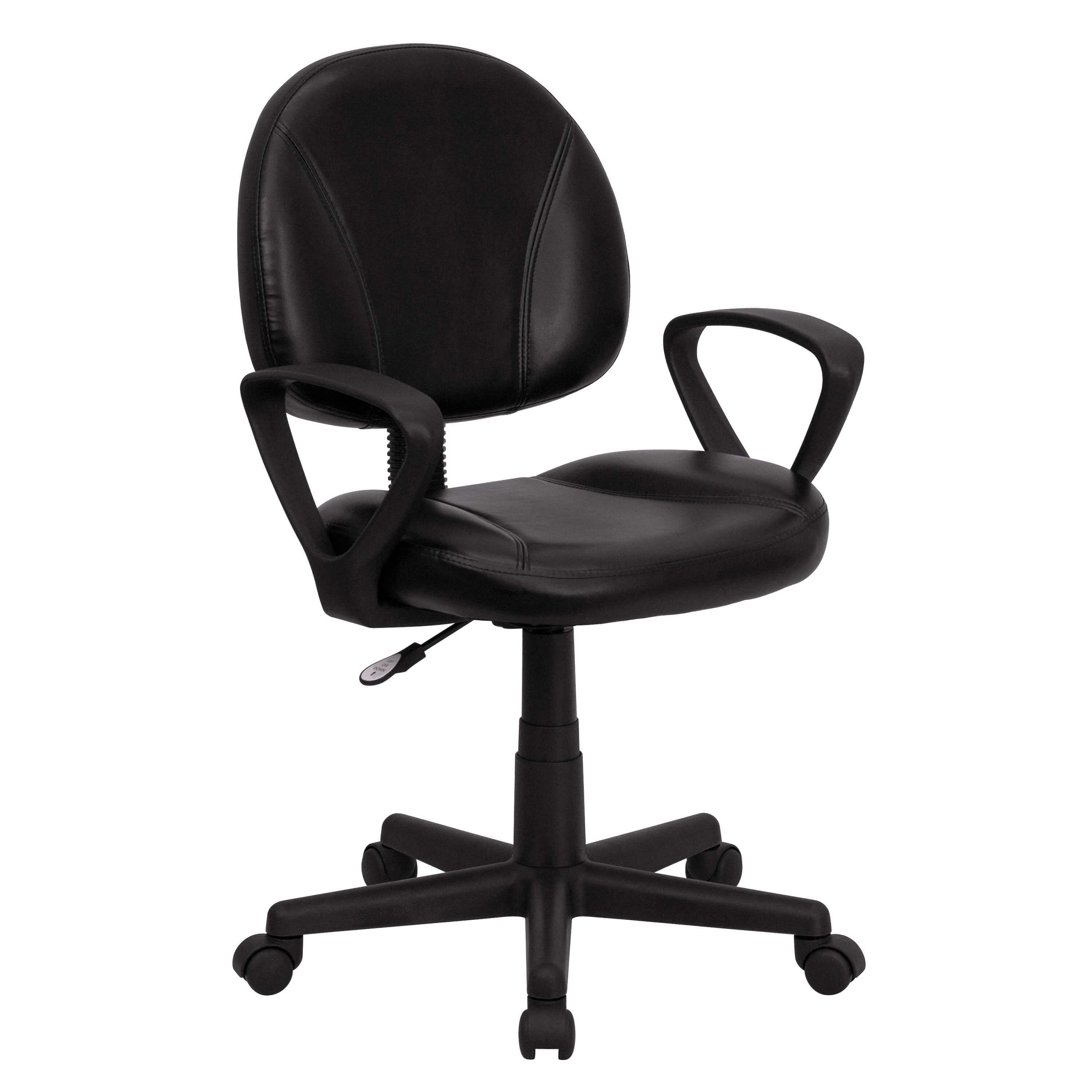 durable office chairs king furniture dining gleam computer desk
