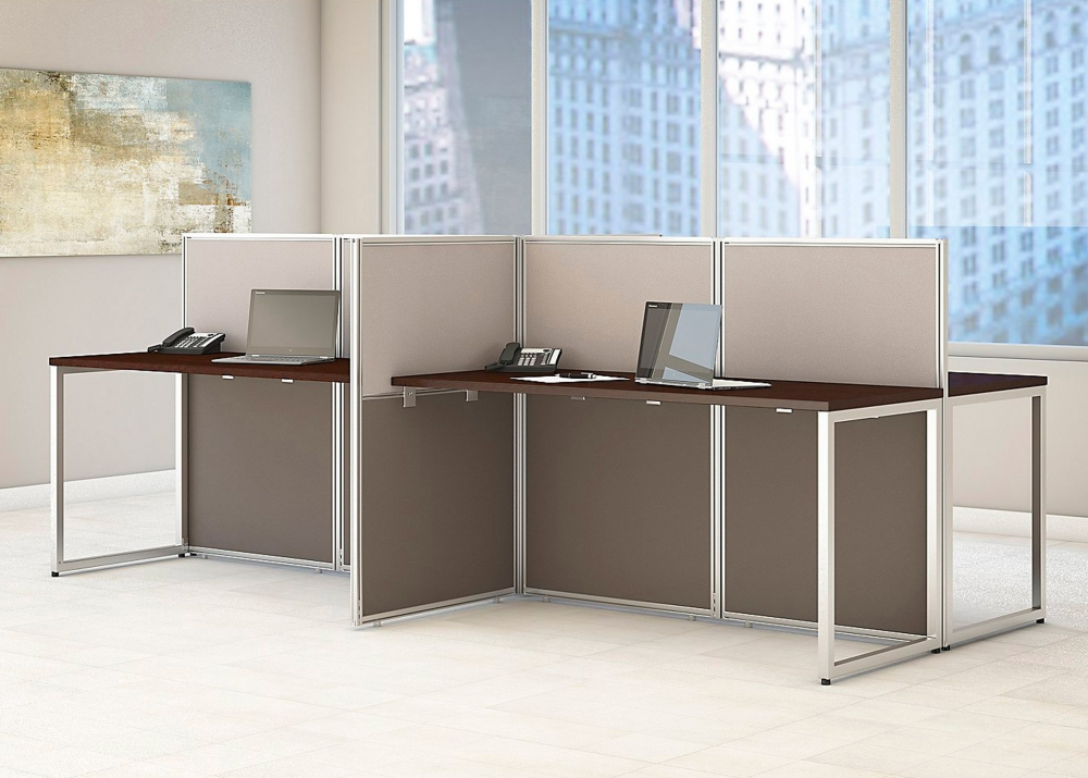 24x60 Cubicle Desks For Small Spaces