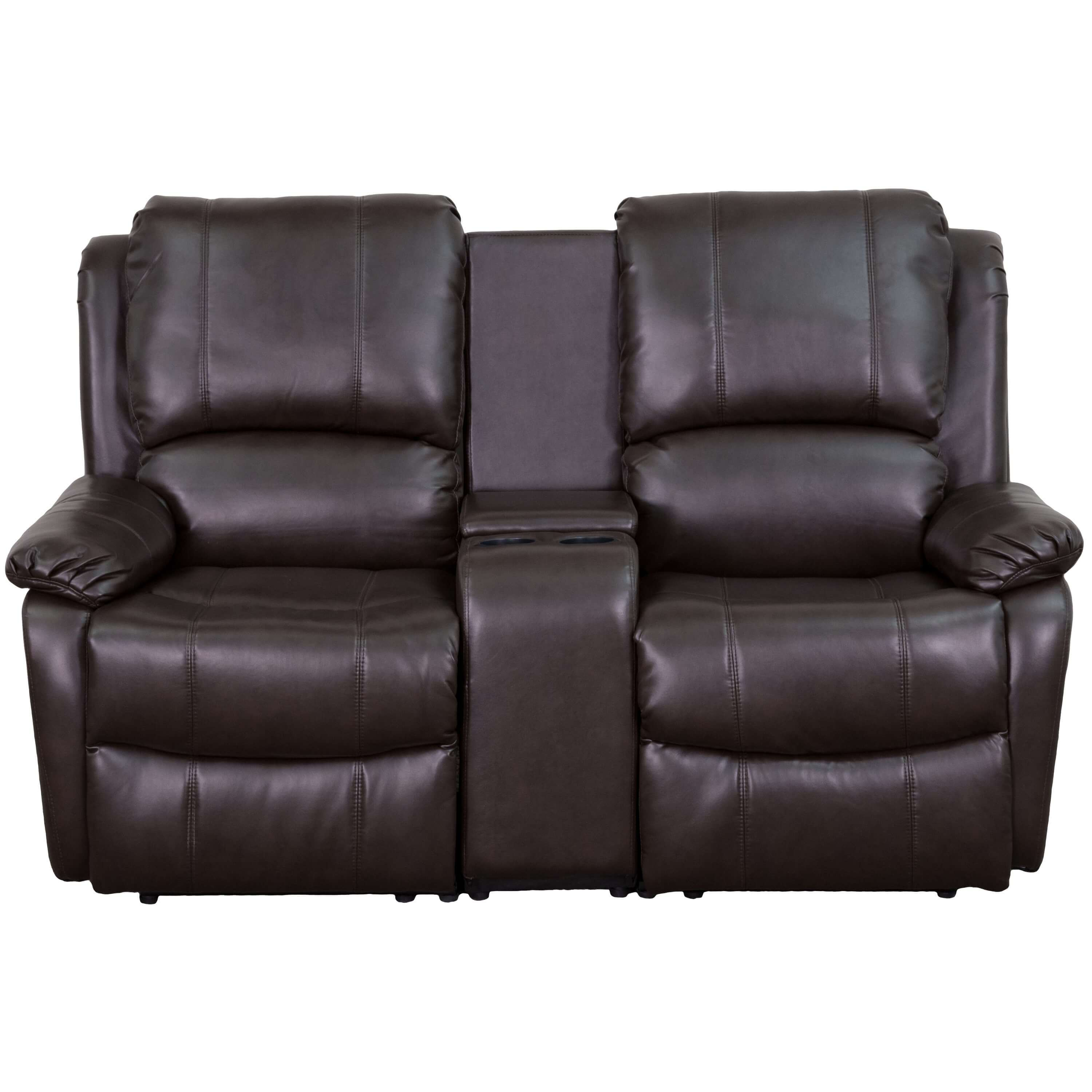 theater chairs with cup holders ikea furniture bergman recliner chair holder
