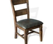 rustic kitchen chairs