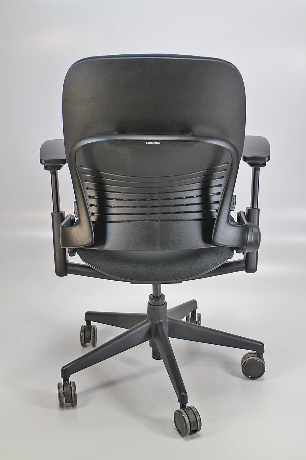 steelcase leap chair kd smart owner s manual version 2 remanufactured v2 back view