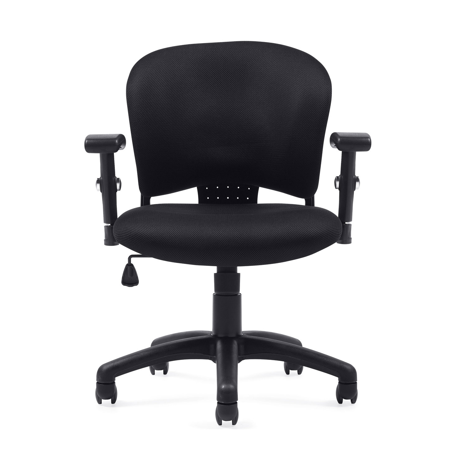 desk chair fabric finishing touches covers essex office chairs discount furniture