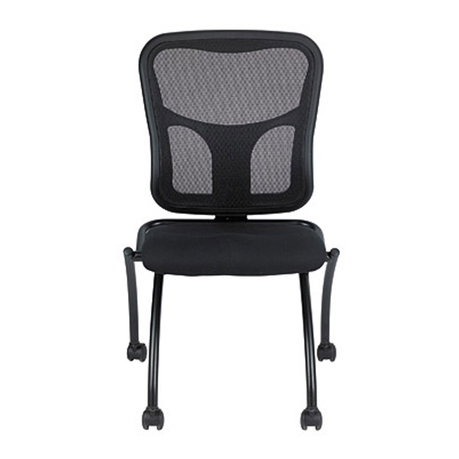 folding executive chair ikea covers canada armless 0ffice chairs guest office furniture