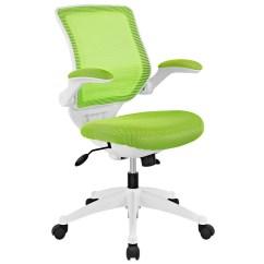 Green Computer Chair Office Cheap Mesh Chairs Desk Furniture