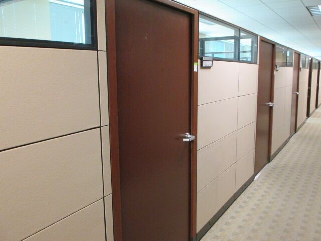 Used Knoll Reff 95x95  Tall Panels  Used Cubicles