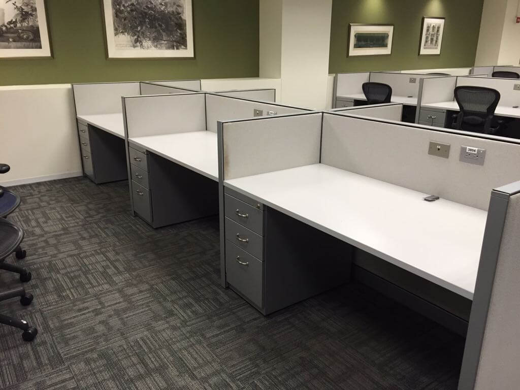 Affordable Office Furniture  Used Office Cubicles  Used