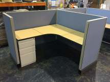 Used 5x5 Cubicles - Panels