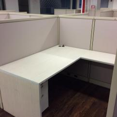 Tall Desk Chairs Light Oak Dining Cubicle Systems 5x5 - Used Office Cubicles