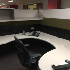 Human Touch Chair Chairs For Party Tables Used Steelcase Answer 8x9.5 - Tall Panels Cubicles